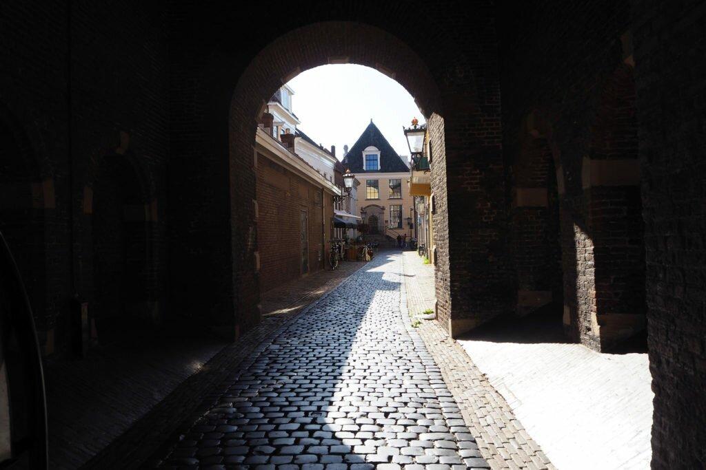 Kampen historical city