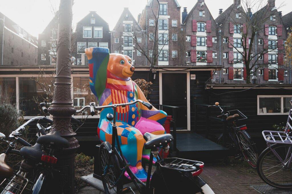 Amsterdam in lockdown 03