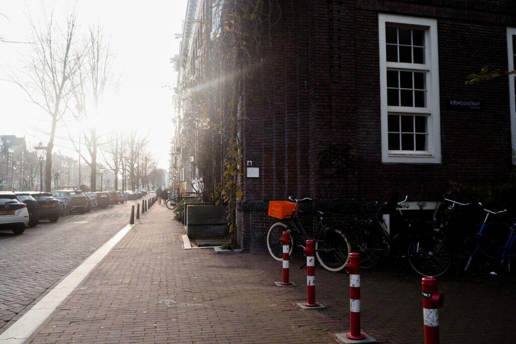 Amsterdam in lockdown 12