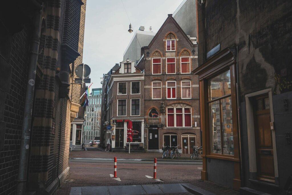 Amsterdam in lockdown 08