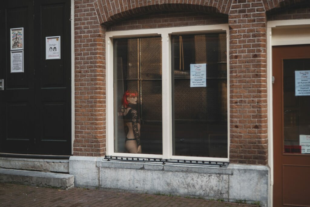 Amsterdam in lockdown 07