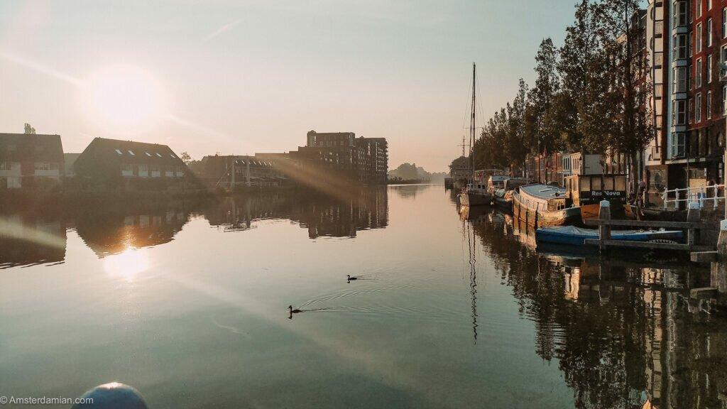 Early morning in Alkmaar