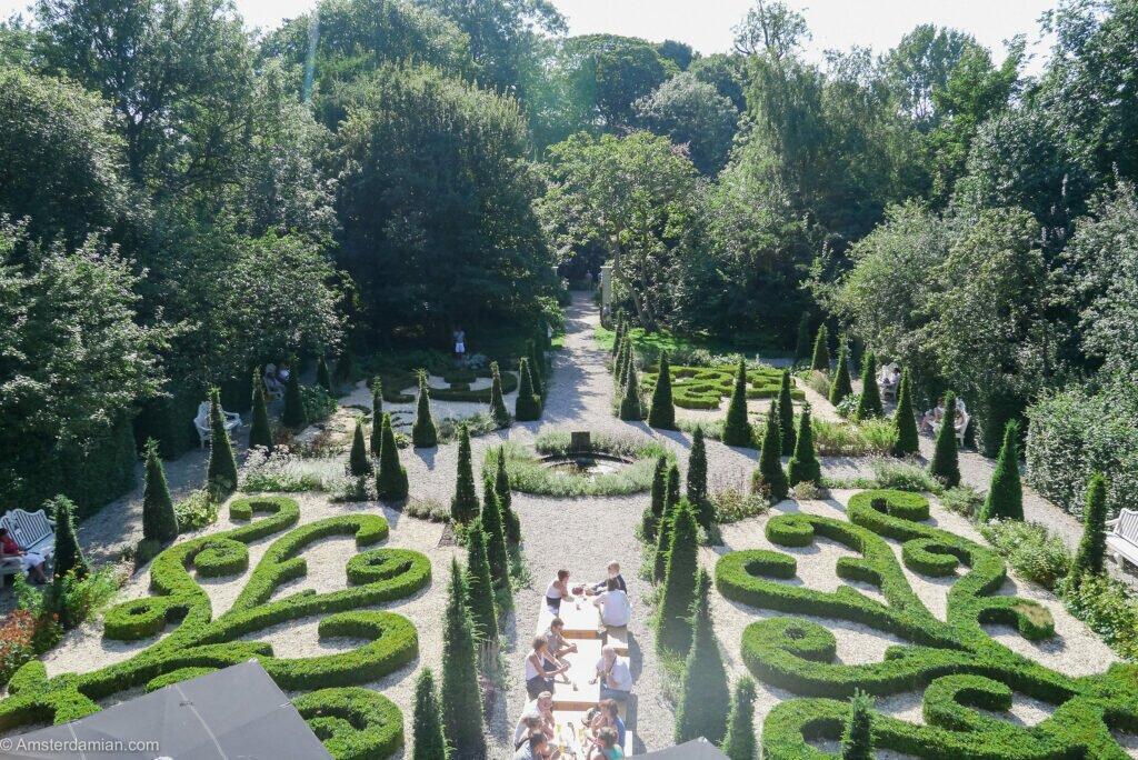 Merkelbach garden