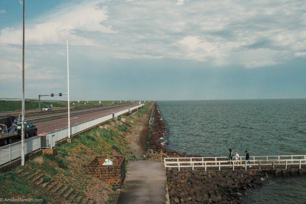 The Afsluitdijk 02