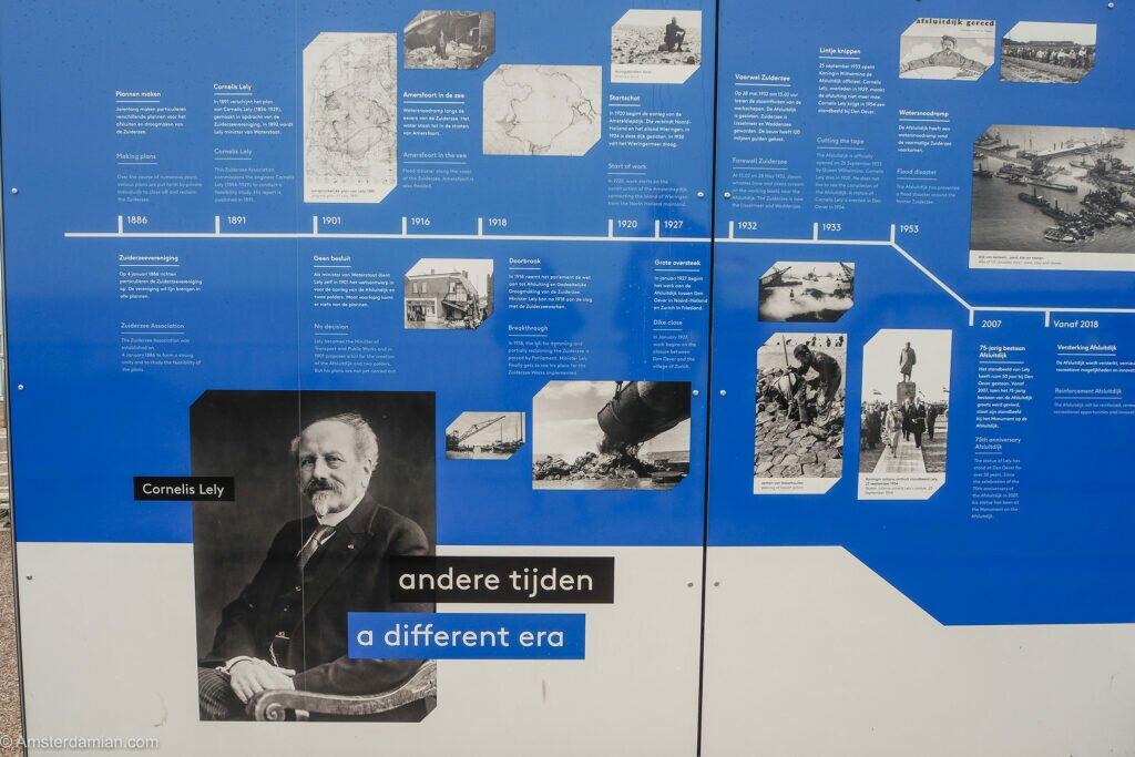The Afsluitdijk 12
