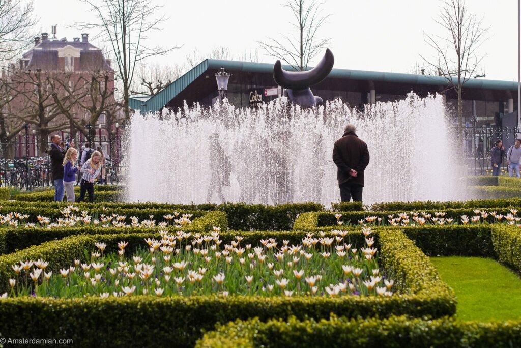 Rijksmuseum garden 2