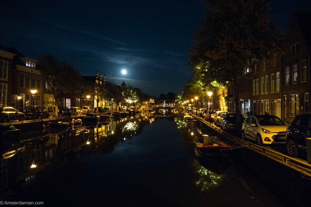 Night in Alkmaar