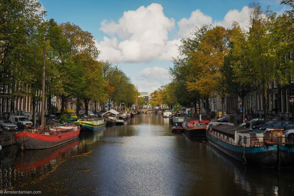 October in Amsterdam 01
