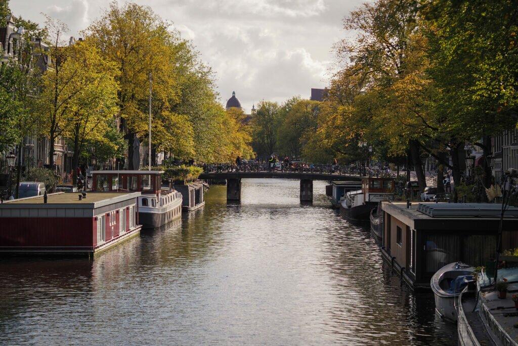 October in Amsterdam 12
