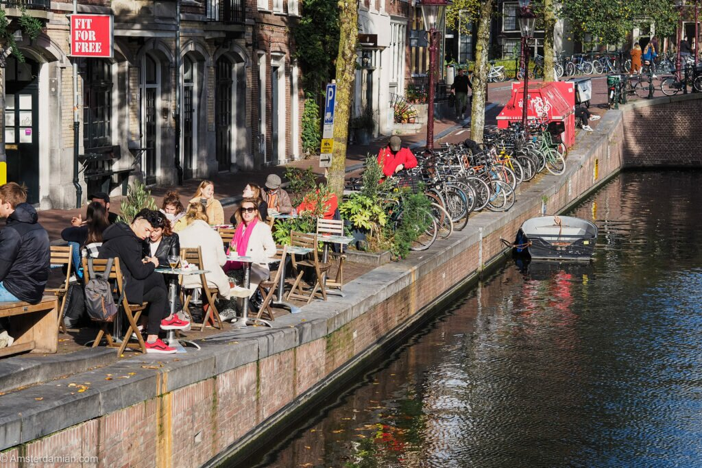October in Amsterdam 11
