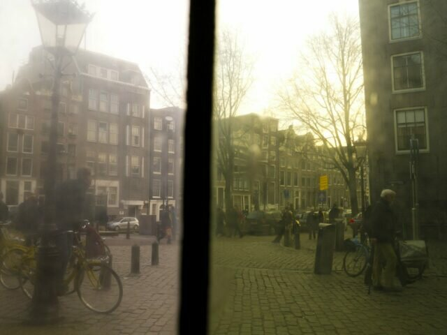 Amsterdam through the looking-glass