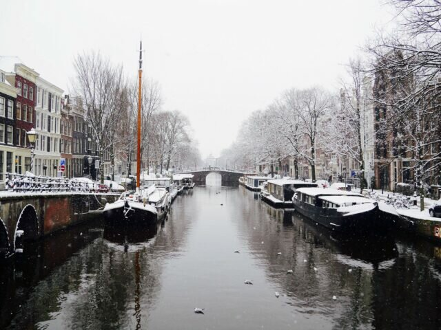 Why visit Amsterdam in winter