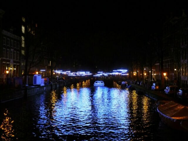 Light Festival Amsterdam: the countdown has started