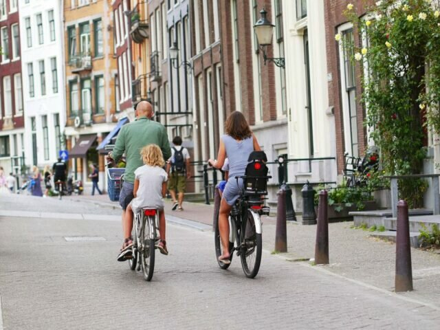 Bikers of Amsterdam