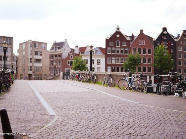 Old Side of Amsterdam: Oudeschans area