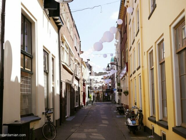 Day-trip to Deventer: a beautiful Hanseatic town