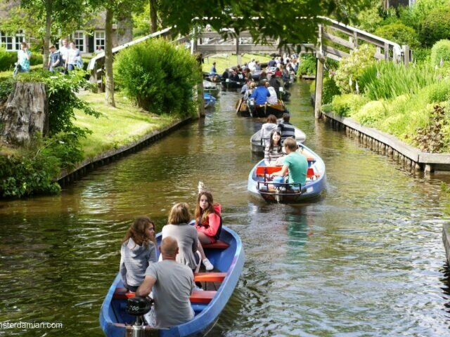 The not so fairytale-like side of Giethoorn