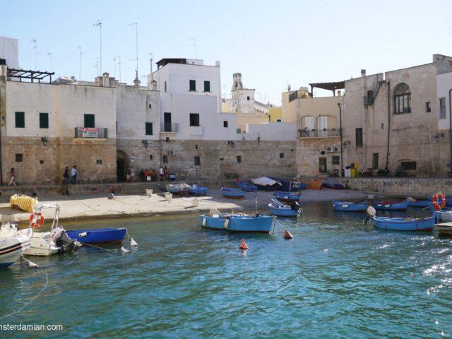 A holiday in Puglia: Monopoli