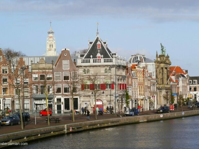 Day-trip: an afternoon in Haarlem