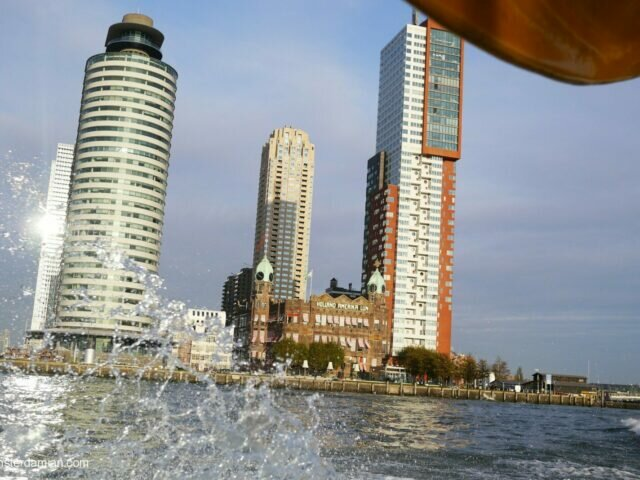 Day-trip:  Rotterdam