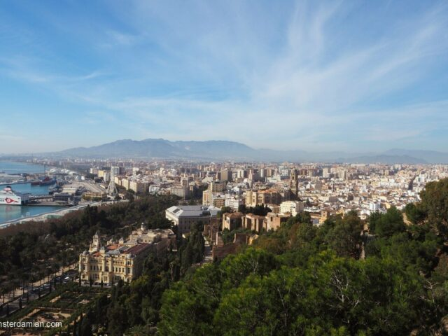 Looking for the Sun: Málaga in Winter