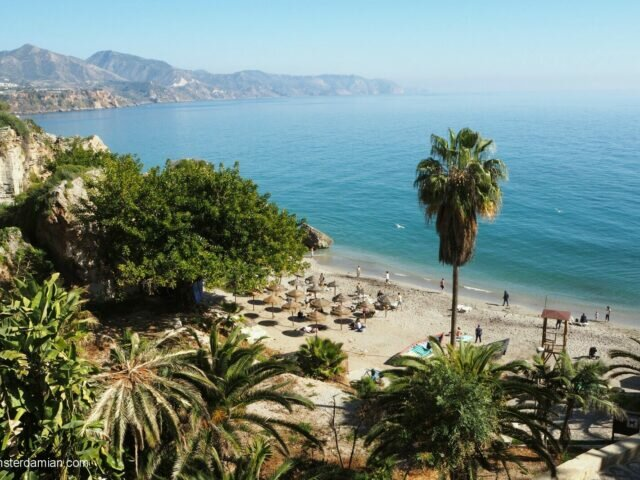 Weekend in Andalusia: Nerja