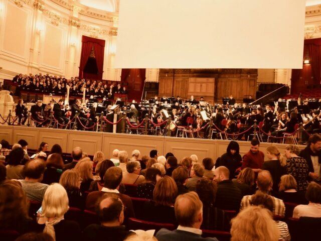 Symphonic Cinema at the Concertgebouw