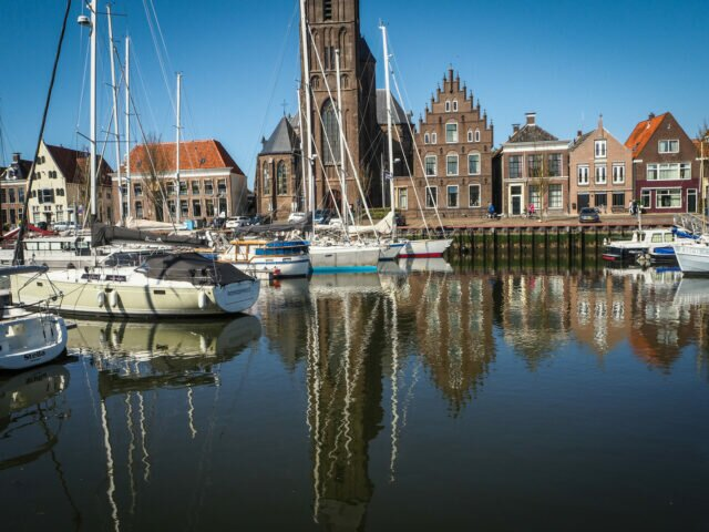 Tall ships and mudflats: a trip to Harlingen