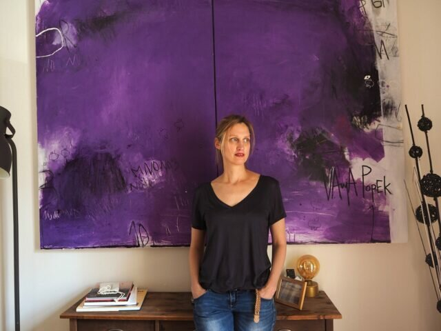 A Love for Painting: Vanja Popek