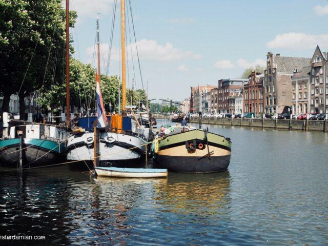 Hidden gems: Dordrecht harbour
