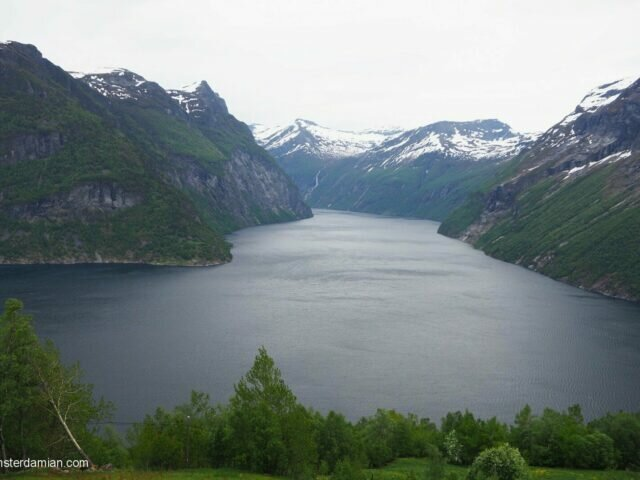 The Most Beautiful Fjord in Norway: Geirangerfjord