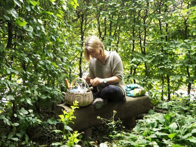 Nature and the City: Lynn from Urban Herbology
