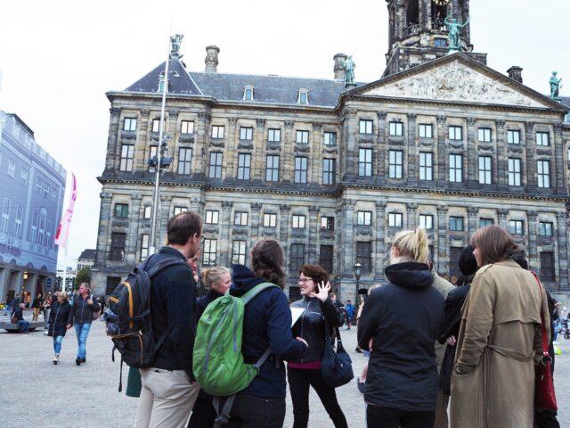 Badass Women of Amsterdam: a guided tour
