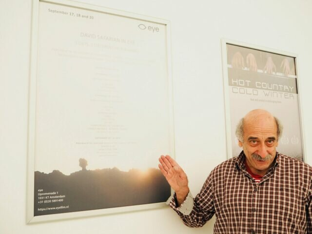 Hot Country, Cold Winter: Armenian film at the EYE