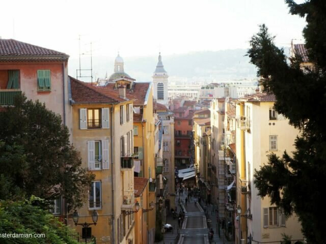 Beautiful Nice: Old Town and Castle Hill