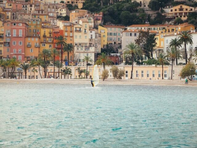 Chilling on the French Riviera: Menton