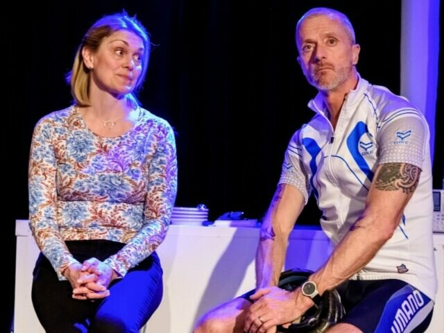 Theatre Review: Scary Bikers