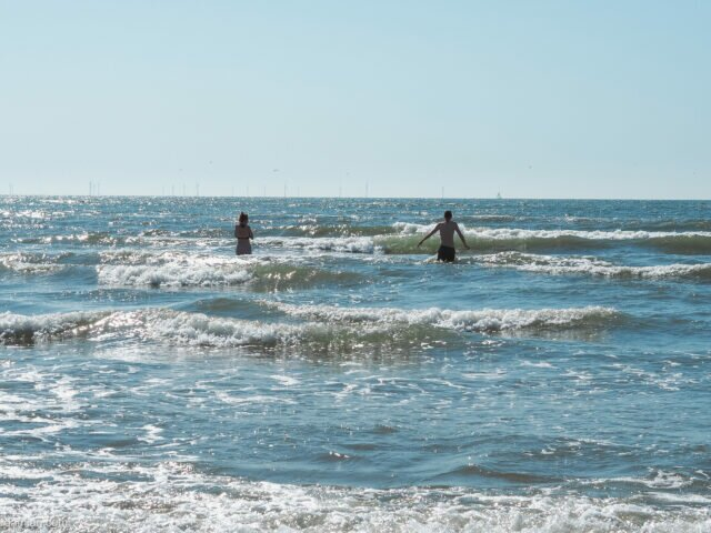 Can you really swim in the North Sea?