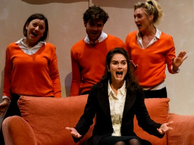 Theatre Review: The B Word