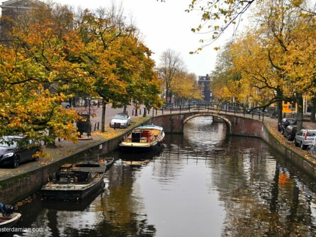Why visit Amsterdam in October