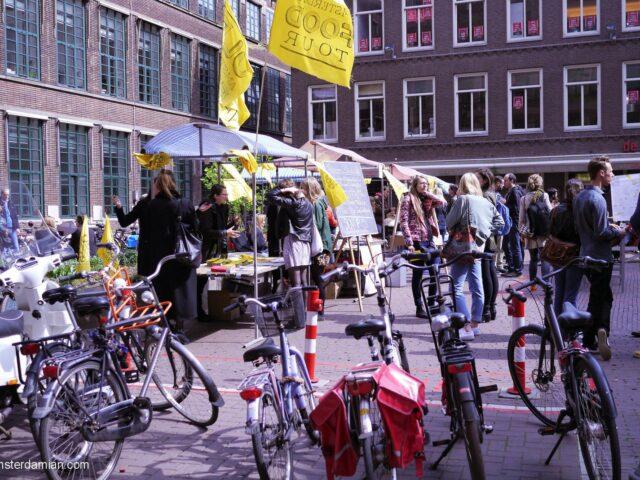 Old Amsterdam Food Market