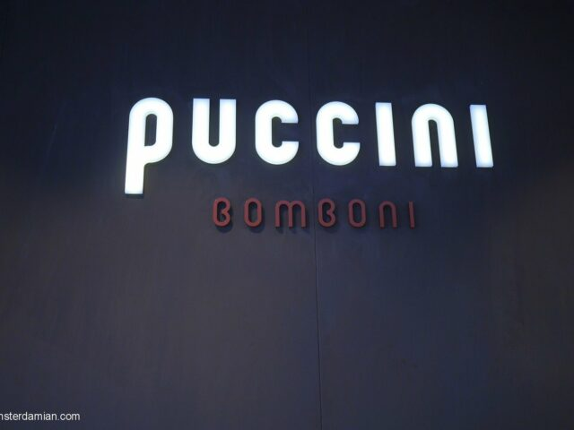 Sweet tooth series: Puccini Bomboni