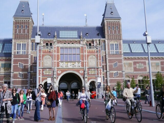 A personal guided tour to the Rijksmuseum