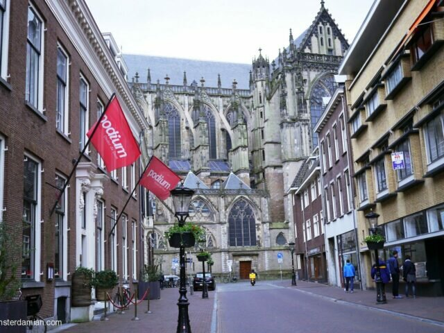 Utrecht day-trip: unique architecture and canals