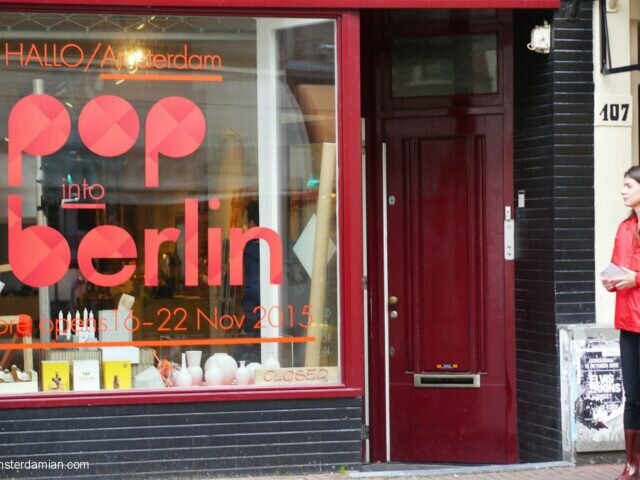 Berlin comes to Amsterdam
