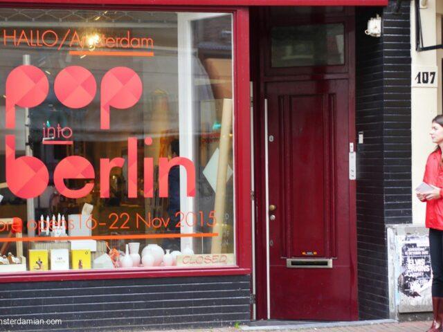 Berlin comes to Amsterdam