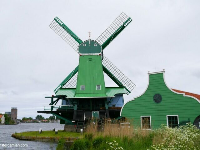 Meet the Windmills – at Zaanse Schans