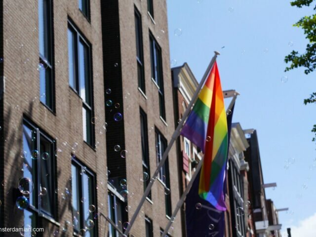 EuroPride 2016 Amsterdam – the Canal Parade