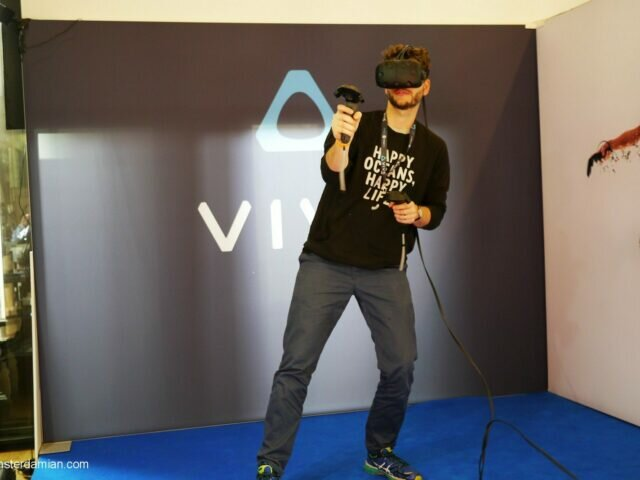A glimpse of the virtual world: VR Days Europe
