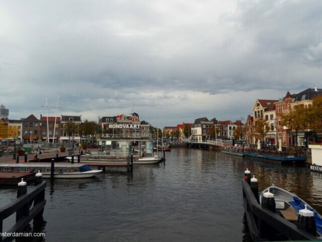 Visiting the country: Leiden